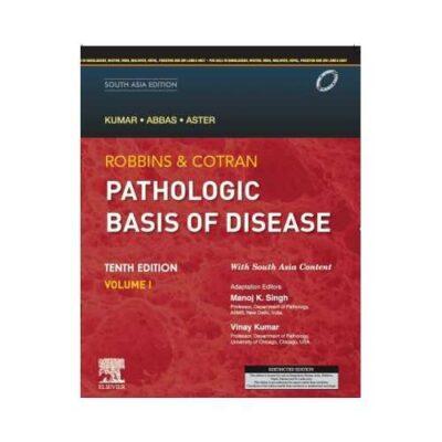 Robbins And Cotran Pathologic Basis Of Disease 10th SAE/2020 (2 Vols)South Asia Edition10th edition by Kumar