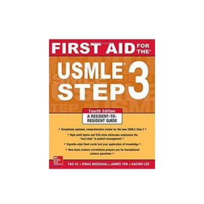 First Aid For The USLME STEP 3
