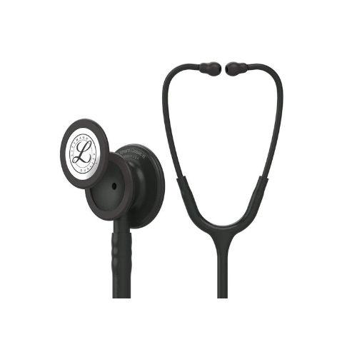 3M™ Littmann® Classic III™ Stethoscope Black Tube, Black-Finish (5803)