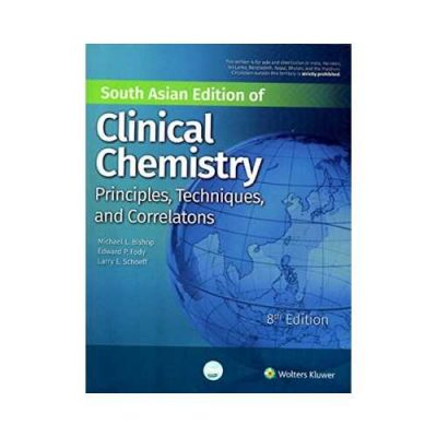 Clinical Chemistry 8th/2017 By Michael L. Bishop