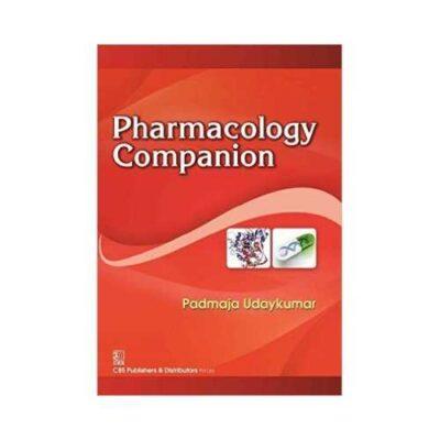 Pharmacology Companion 1st edition by Padmaja Udaykumar