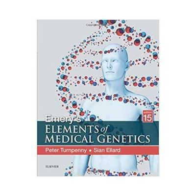 Emerys Elements Of Medical Genetics 15th/2017 By Peter D Turnpenny