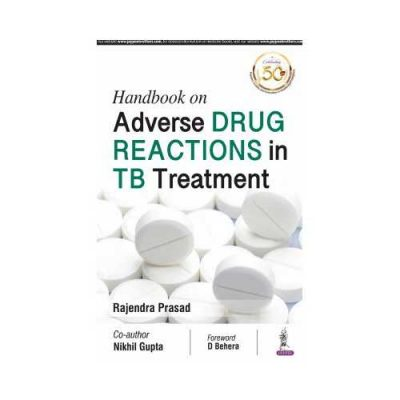 Handbook On Adverse Drug Reactions In TB Treatment 1st/2019