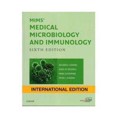 MIMs' Medical Microbiology And Immunology by Richard V. Goering