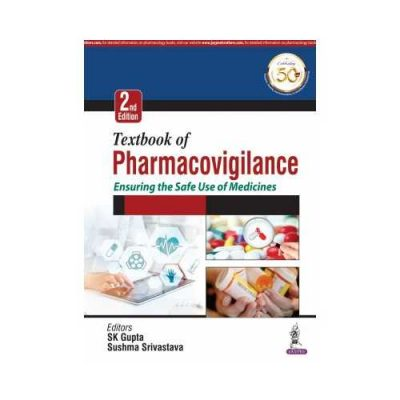 Textbook Of Pharmacovigilance 2nd/2019