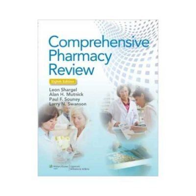 Comprehensive Pharmacy Review 8th/2016