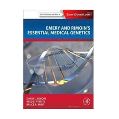 Emery and Rimoin's Essential Medical Genetics (PB) by Rimoin, Elsevier Science