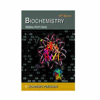 Biochemistry 14th/2010 By Debajyoti Das