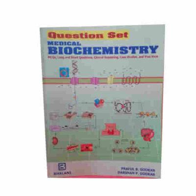 Question Set Medical Biochemistry By Praful B. Godkar