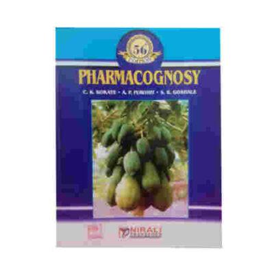 Pharmacognosy (56th edition) By C K Kokate