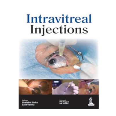 Intravitreal Injections By Shalabh Sinha, Lalit VermaPhysicon: The Reliable Icon In Physiology 2018Exam Preparatory Manual For Undergraduates2nd edition by Sanoop KS