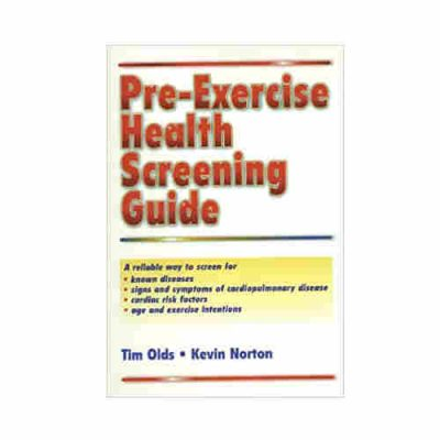 Pre-Exercise Health Screening Guide