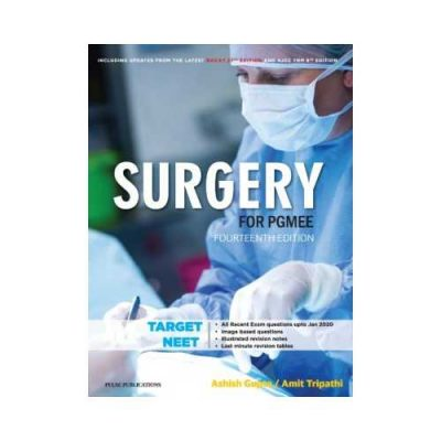 Surgery For PGMEE 14th edition by Ashish Gupta