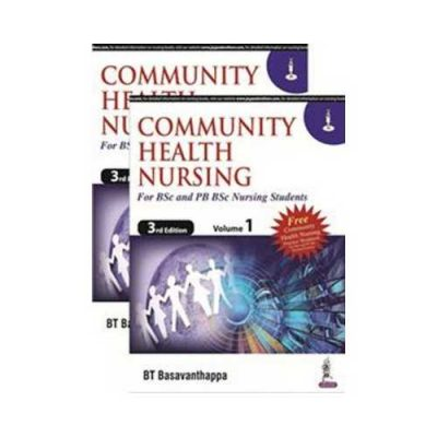 Community Health Nursing 3rd/2016 (2 Vol Set)