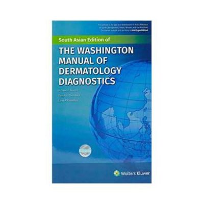 Washington Manual Of Dermatology Diagnostics 2016South Asian Edition1st edition by Council
