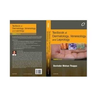 Textbook Of Dermatology, Venereology, & Leprology 4th edition by Devinder Mohan Thappa