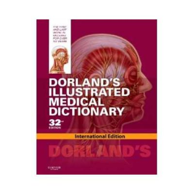 Dorland's Illustrated Medical Dictionary 32nd/2012