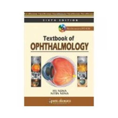Textbook Of Ophthalmology 6th/2012