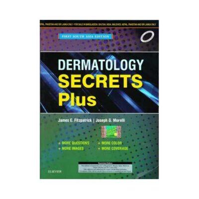 Dermatology Secrets Plus 1st/2016