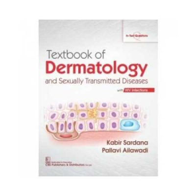 Textbook Of Dermatology And Sexually Transmitted Diseases 1st/2019
