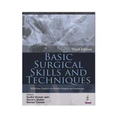 Basic Surgical Skills And Techniques 3rd/2018