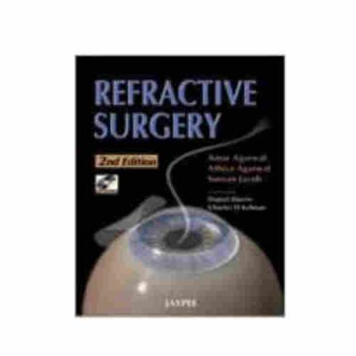 Refractive Surgery By Amar Agarwal