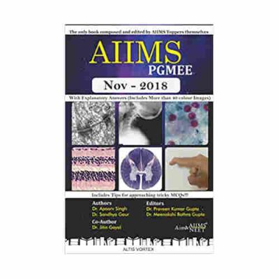 AIIMS PGMEE November 2018 By Dr. Apoorv Singh
