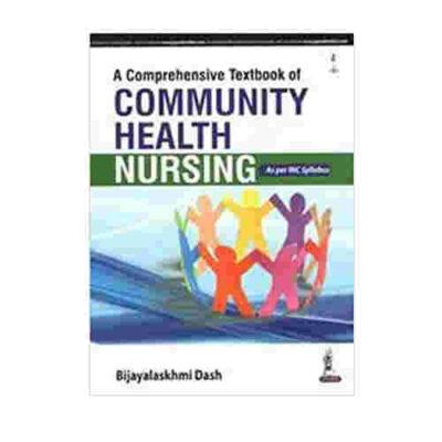 A Comprehensive Textbook Of Community Health Nursing (As Per Inc Syllabus) By Bijayalakshmi Dash