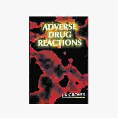 Adverse Drug Reactions By JK Grover