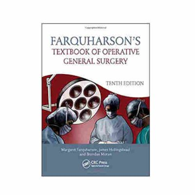 Farquharson's Textbook Of Operative General Surgery By Margaret Farquharson