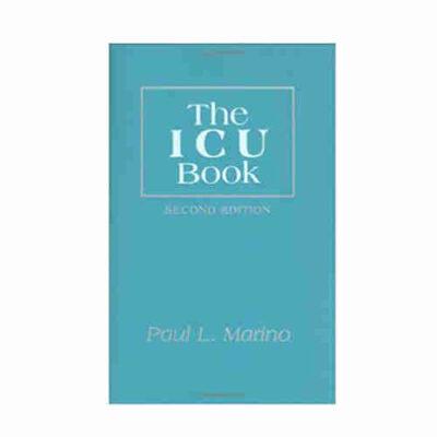 The ICU Book By Paul L. Marino