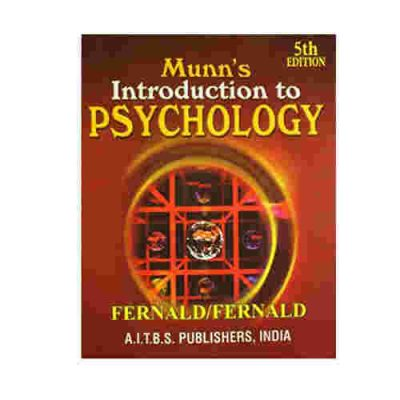 Munn'S Introduction To Psychology
