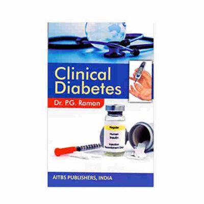 Clinical Diabetes By Dr. P.G. Raman