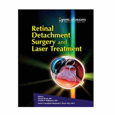 Retinal Detachment Surgery And Laser Treatment By Samuel Boyd