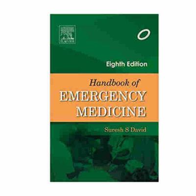 Handbook of Emergency Medicine By Suresh S David