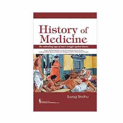 HISTORY OF MEDICINE By Suyog Sindhu