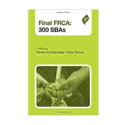 Final Frca: 300 Sbas (Postgraduate) By Kariem EI-Boghdadly