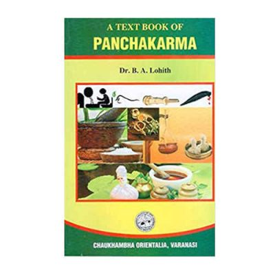 A Text Book of Panchakarma By Dr. B.A. Lohith