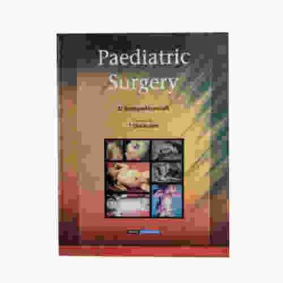 Paediatric Surgery By D. Somasekharaiah
