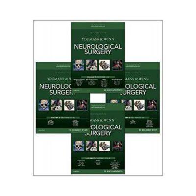 Youmans And Winn Neurological Surgery 72016 (4 Vols. Set)7th edition by H. Richard Winn