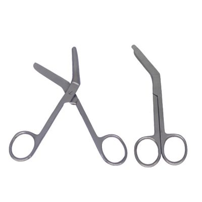 Bandage/Dressing Scissors Curved (6.5 inches)